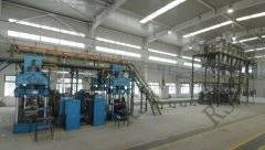 粉末冶金生产线