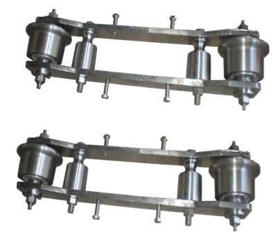 钛合金抬轮器