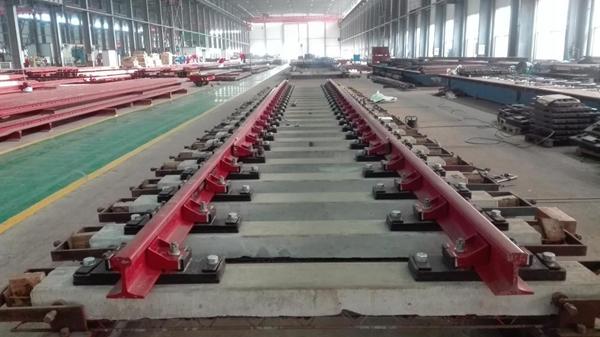 钢轨伸缩调节器产品参数